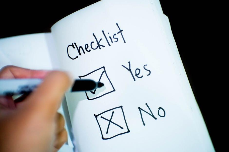 Basic SEO Checklist