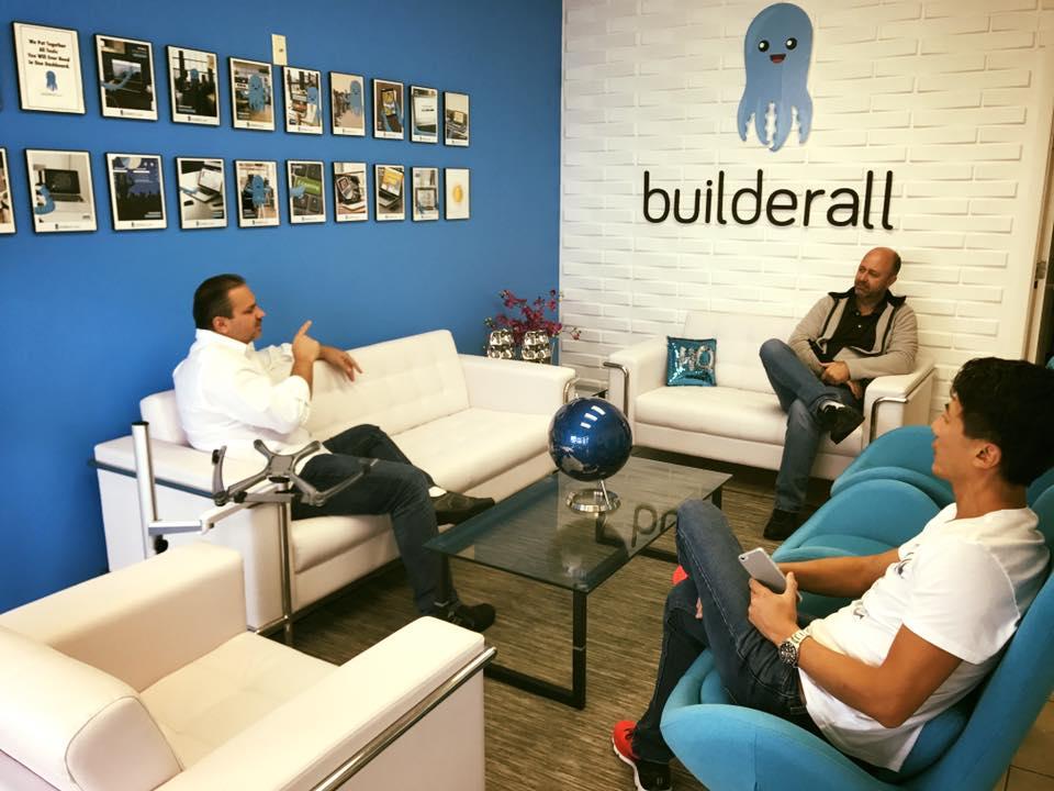 CEO of Builderall Erick Salgado