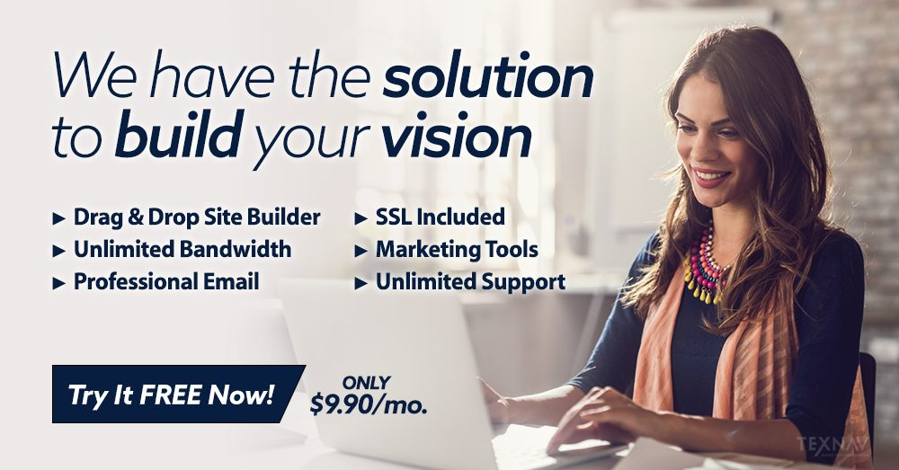 We Have The Solution To Build Your Vision
