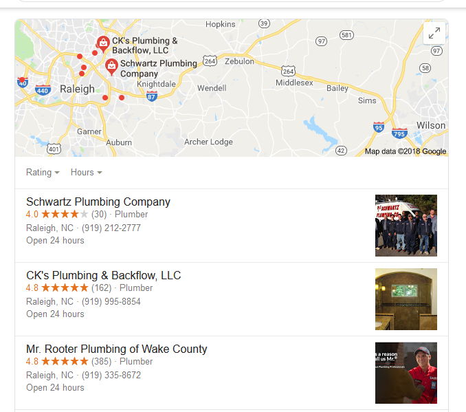 Why Rank In The Local 3 Pack Of Google?