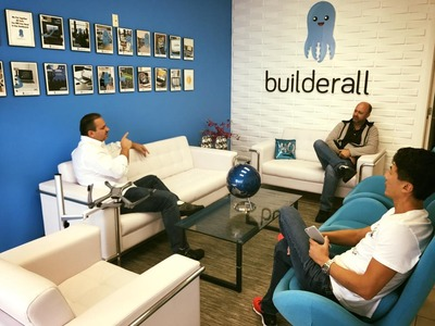 Builderall Headquarters With CEO Erick Salgado
