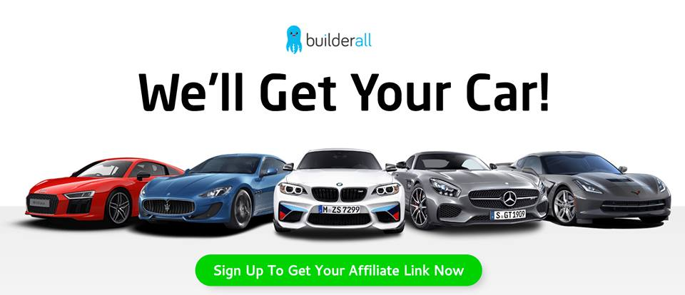 Buildrall Offers A Car Allowance