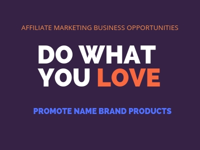 Affiliate Marketing Business Opportunities