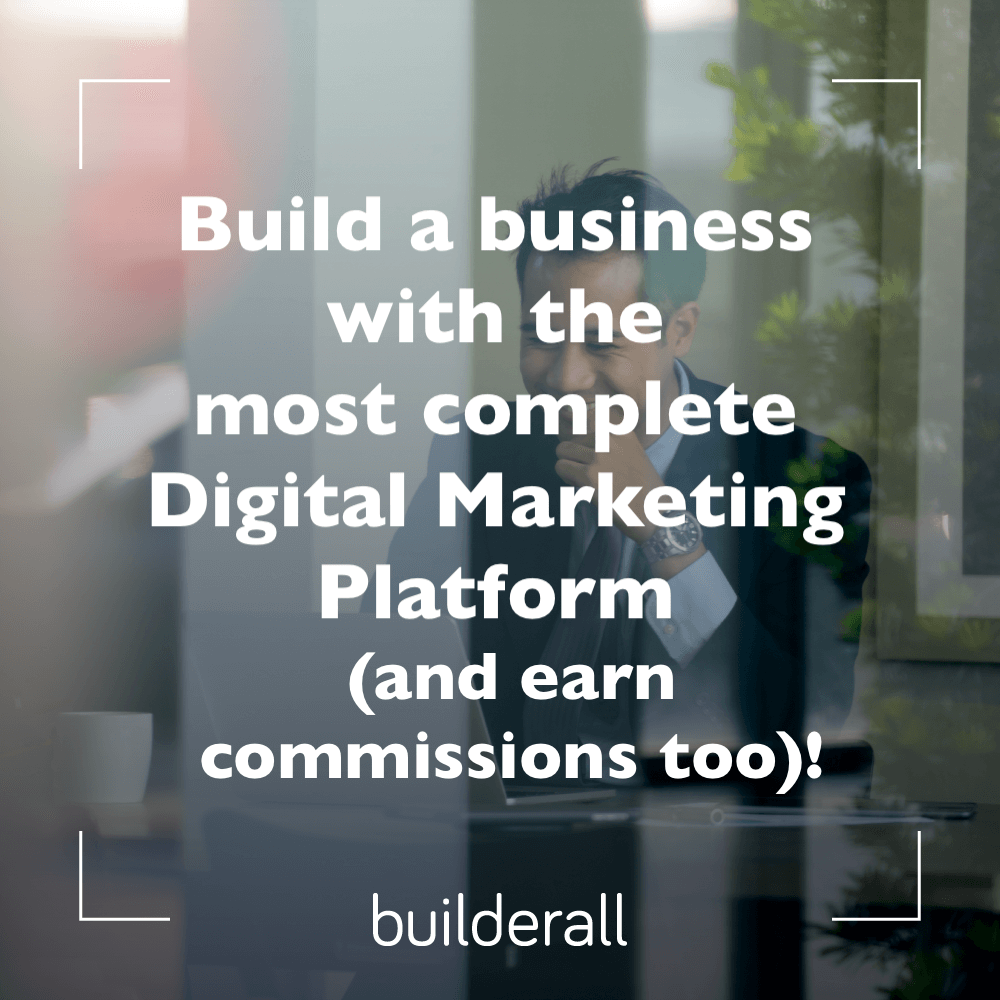 Build A Business With Builderall