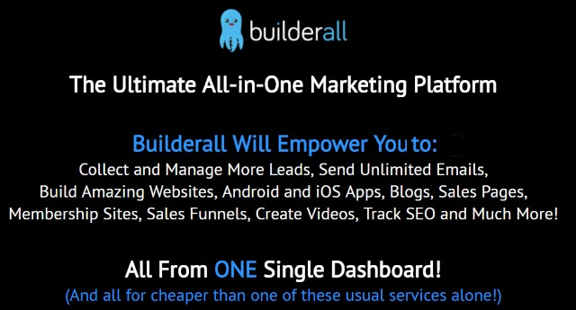 Builderall Is An All In One Platform
