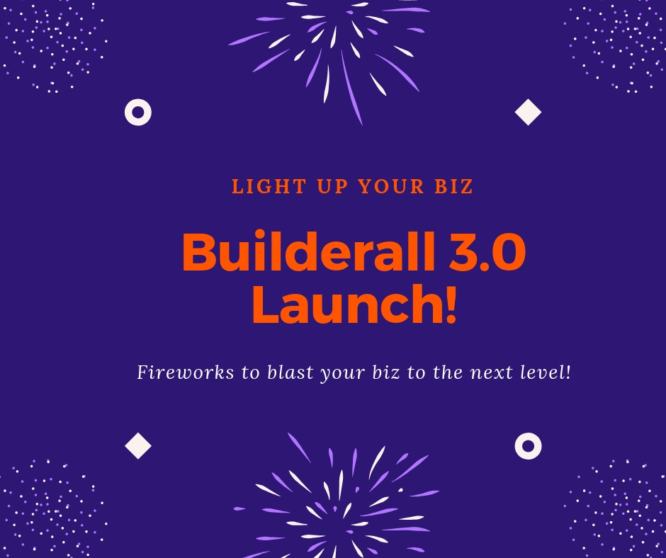 Builderall 3.0 Launch