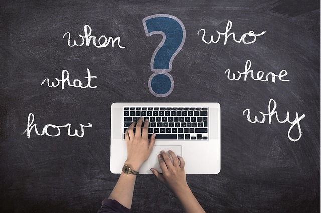 Write Blog Post That Answer Questions