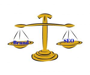 Balance Your Brand And SEO
