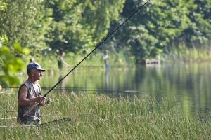 Fishing And Hunting Guide Provides A Great Income