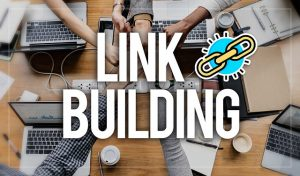 Look For Link Building Opportunities
