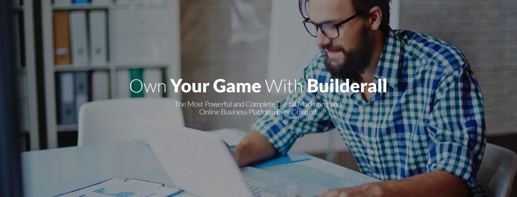 Own Your Game Using Builderall
