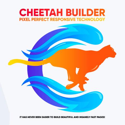 Cheetah Website Builder From Builderall