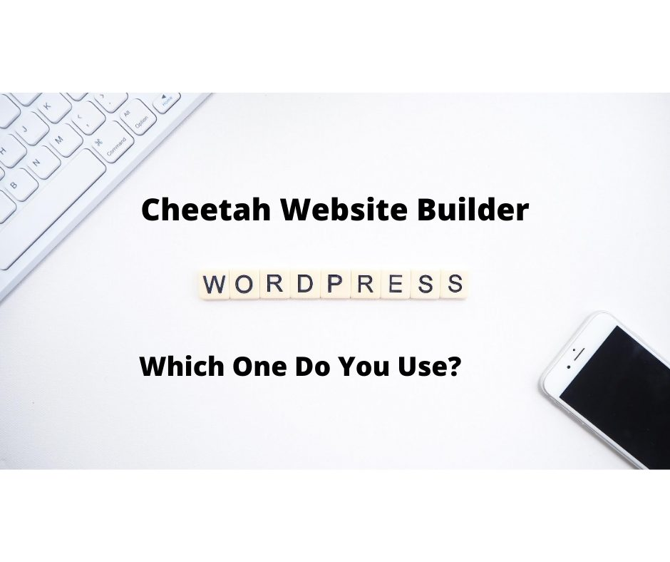 WordPress or Cheetah Is Great For DIY Marketing